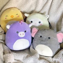The Review Wire Holiday Guide: Squishmallows Baby with Rattle