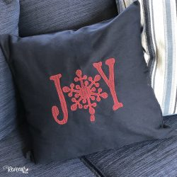 The Review Wire Holiday Guide: Thirty-one Gifts Statement Canvas Pillow