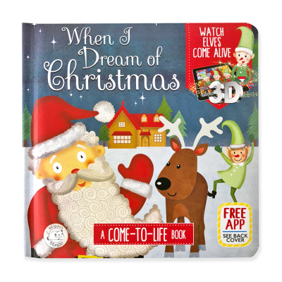 Little Hippo Books AR Holiday Books