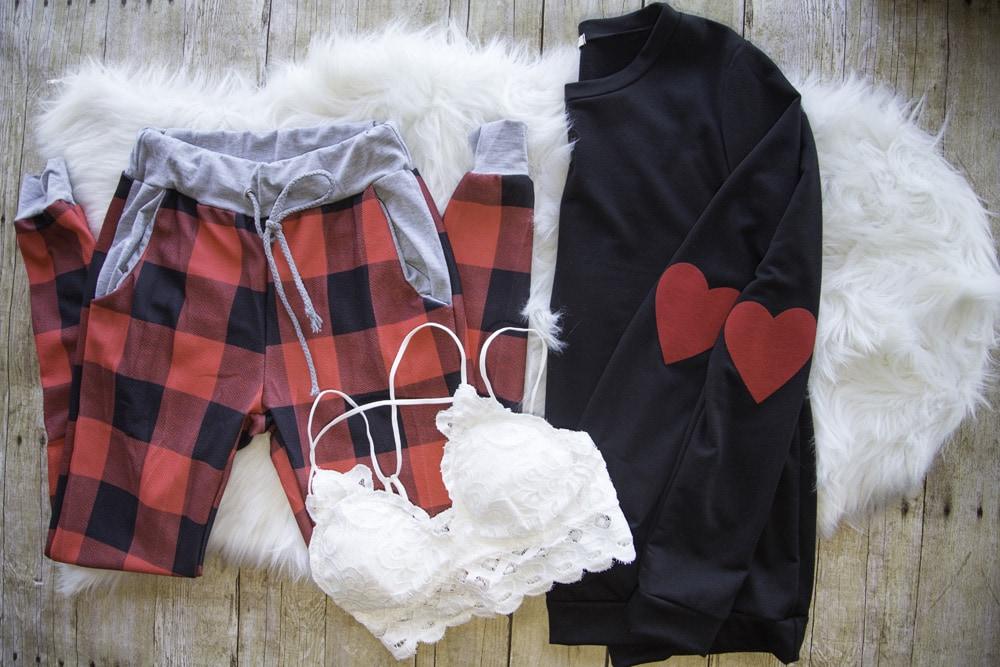 Valentine Outfit from 402&Beyond