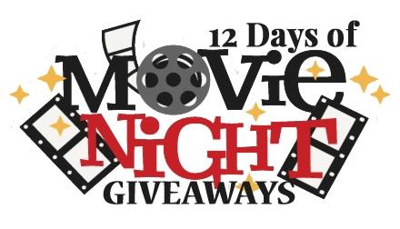 #12DaysOfGiveaways - Movie Night Edition