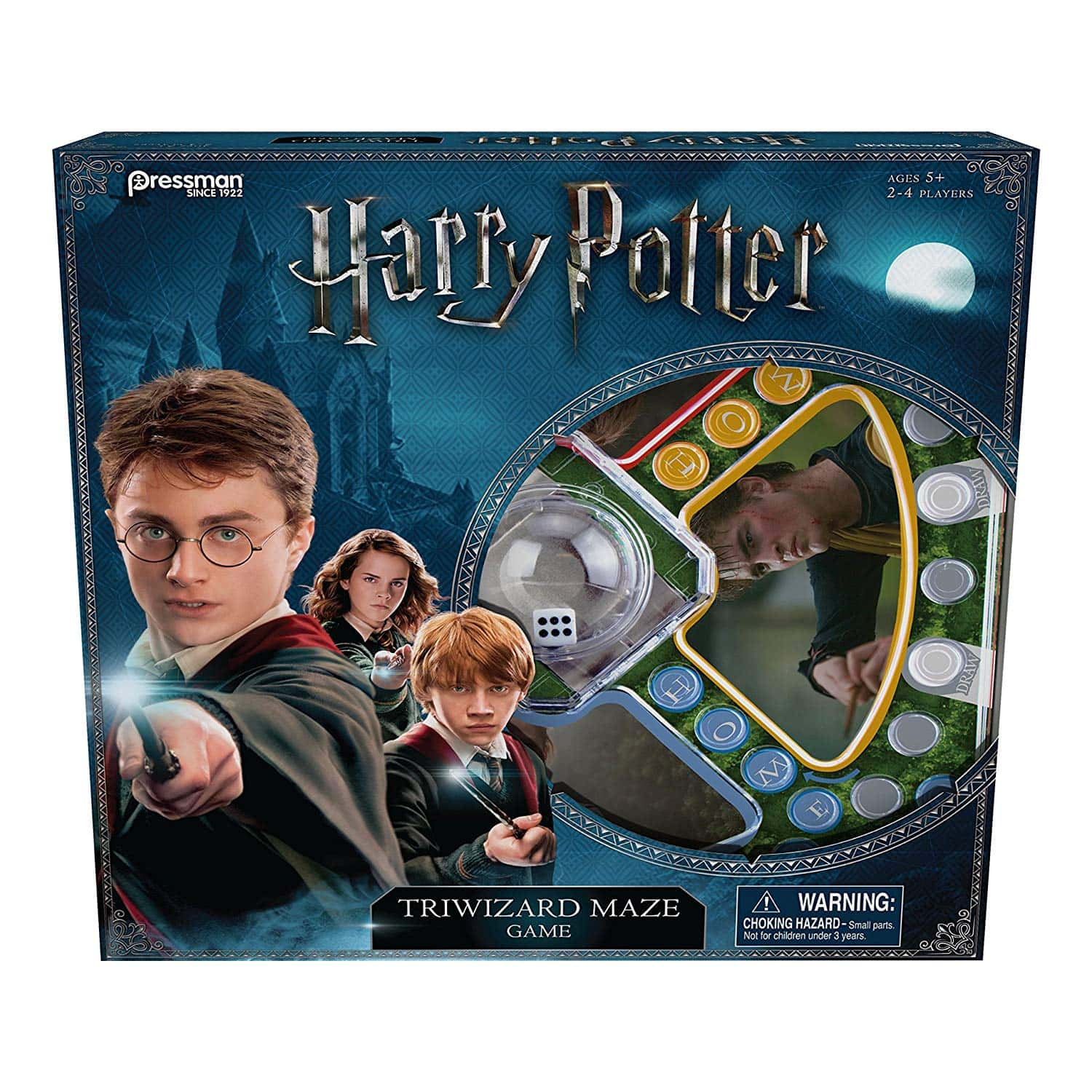 Harry Potter Tri-Wizard Maze