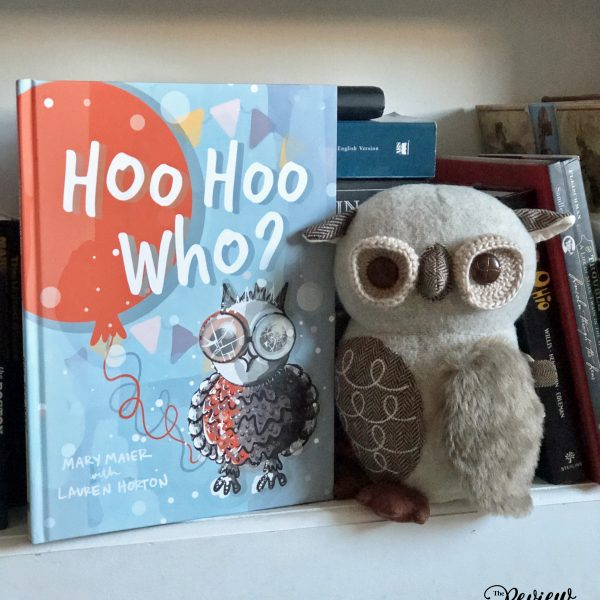 The Review Wire: Hoo Hoo Who? by Mary Maier