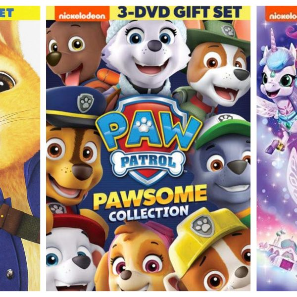 Nick Jr. February 2019 DVD Releases