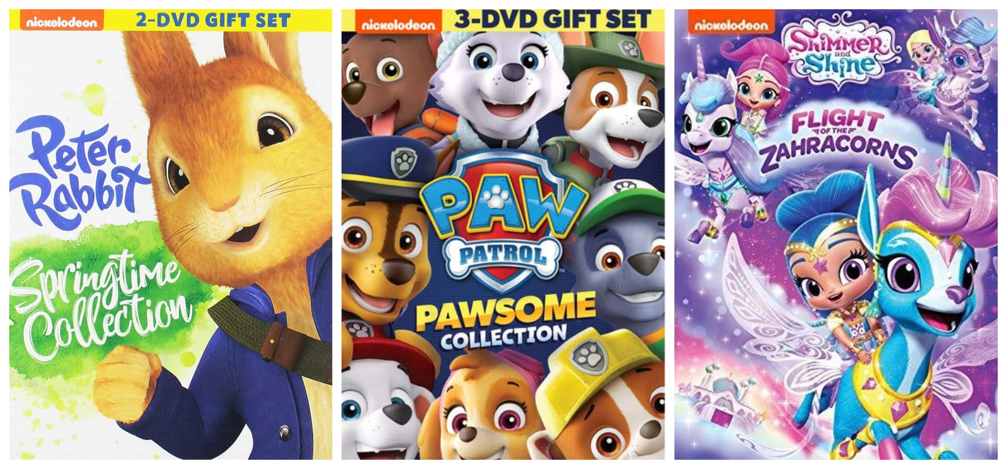 Nick Jr  DVD February 2019 Releases | The Review Wire