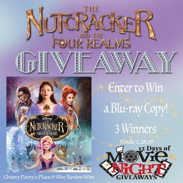 Nutcracker Giveaway. Ends 2/28/19