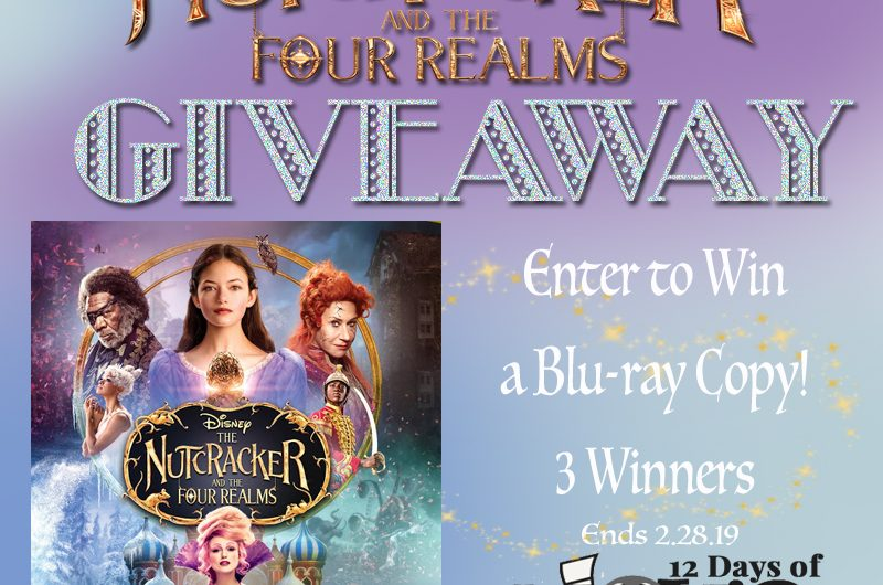 Nutcracker Giveaway. Ends 2/28/19