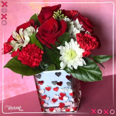 Romance It Up with the Teleflora Happy Harmony Bouquet #LOVEOUTLOUD