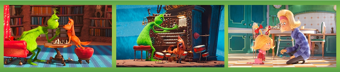 The Grinch Movie Stills