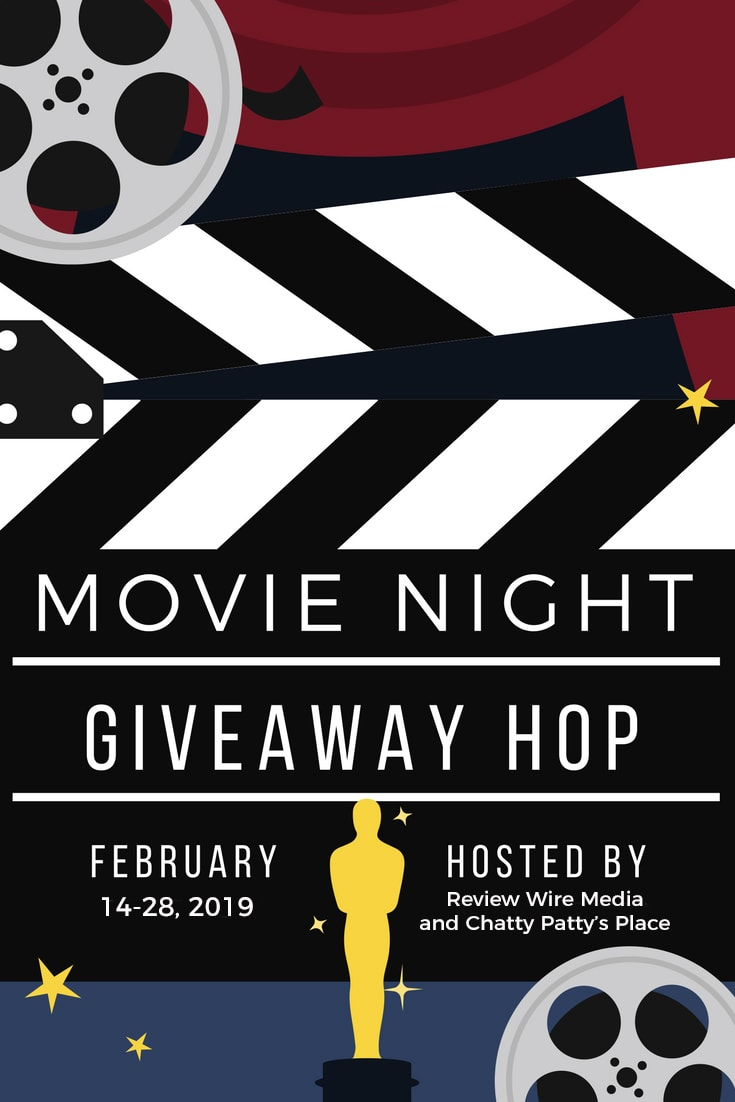 The Review Wire - Movie Night Giveaway Hop. Feb 14-28, 2019