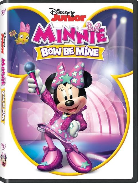 minnie bow me mine dvd
