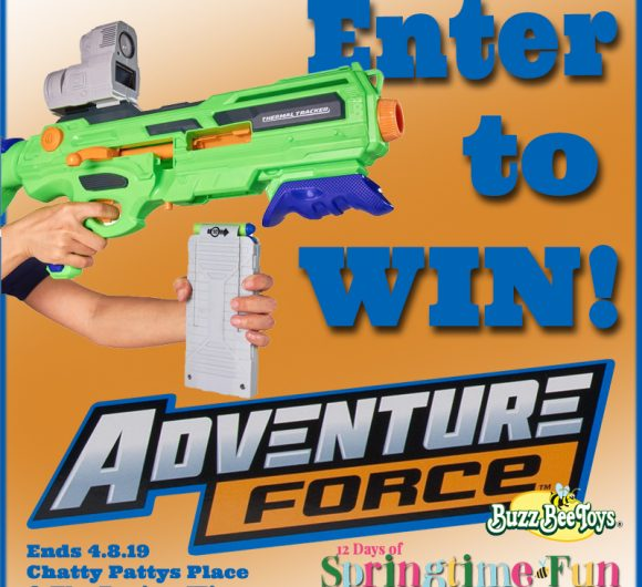 The Review Wire: Buzz Bee Toys Adventure Force Blaster. Ends 4.8.19