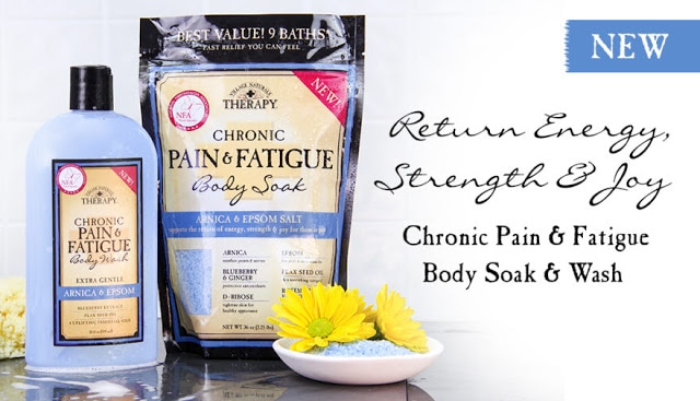 Chronic Pain & Fatigue from Village Naturals