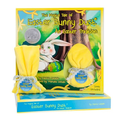 Easter Bunny Dust Book