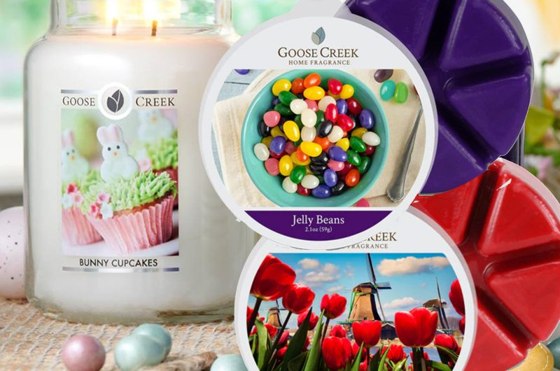 The Review Wire: Goose Creek Candle Easter Candle Giveaway. Ends 4.5.19