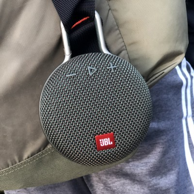 JBL CLIP 3 Portable Bluetooth Speaker: Small But Mighty