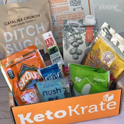 Keto Krate: Keto Subscription Box