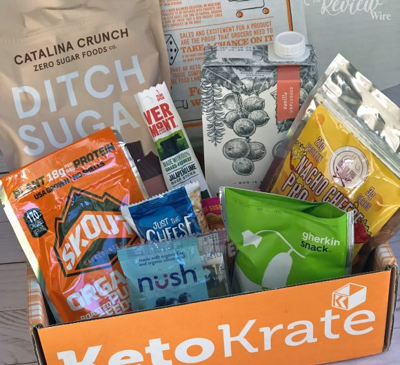The Review Wire: KetoKrate: Keto Subscription Box