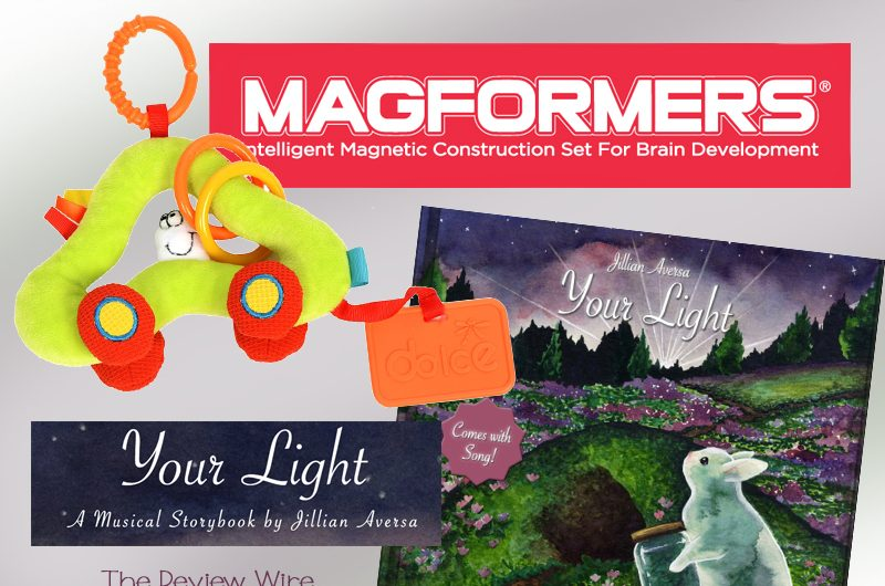 The Review Wire: Magformers Giveaway. Ends 4.3.19