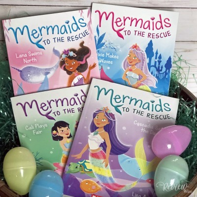Stuff Those Easter Baskets with Two New Book Series from Scholastic