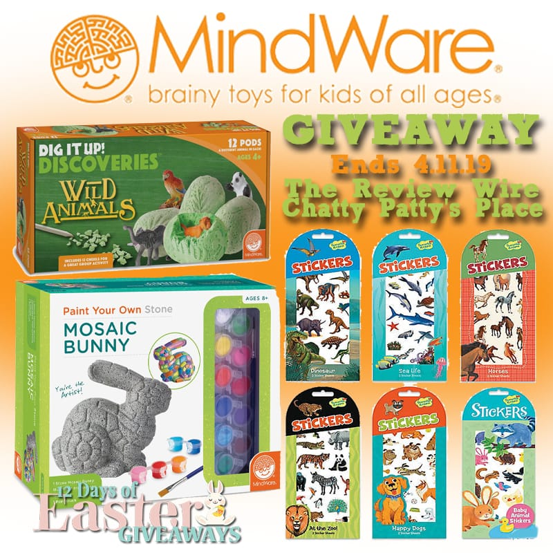 The Review Wire: Mindware Boys Prize Pack Giveaway. Ends 4.11.19