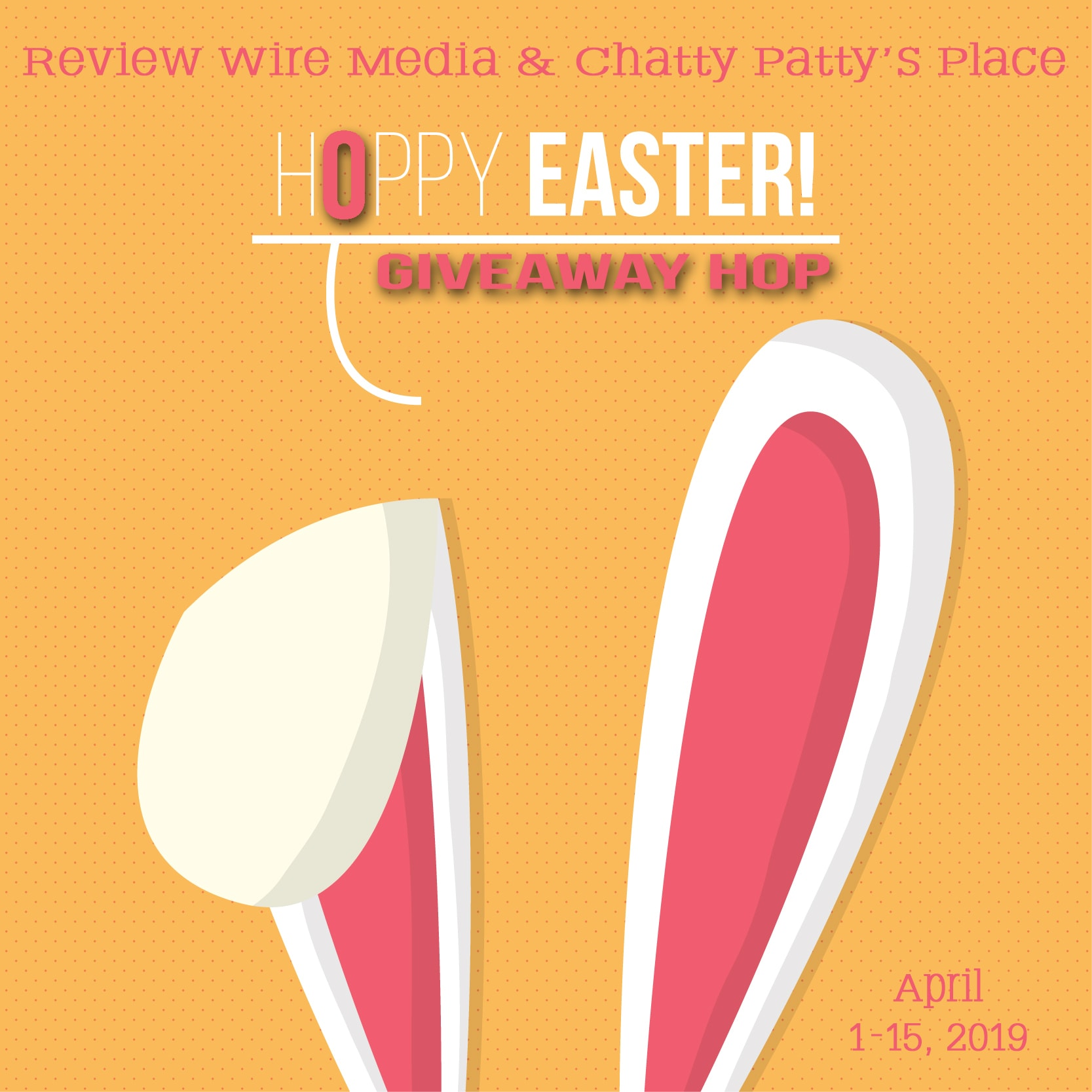 The Review Wire: Hoppy Easter Hop. Ends 4/15/19