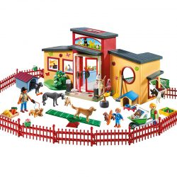Playmobil Tiny Paws Hotel