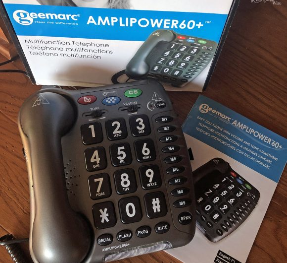 The Review Wire: AmpilPower 60+ Phone Review