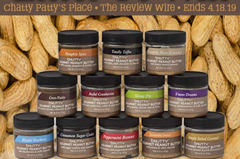 The Review Wire: B.Nutty Giveaway. Ends 4.18.19