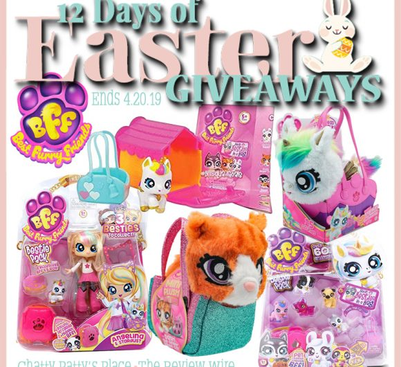 The Review Wire: Best Furry Friends Giveaway. Ends 4.20.19