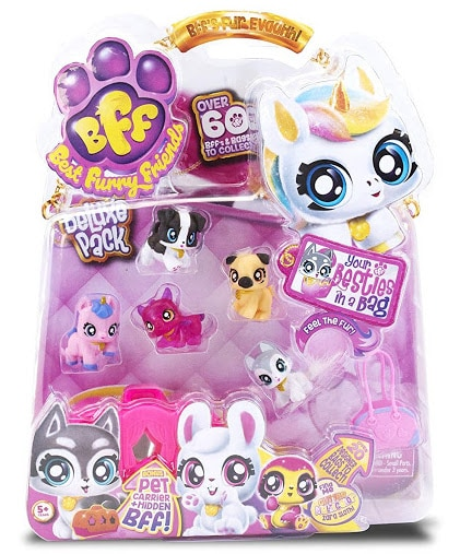 Best Furry Friends deluxe set