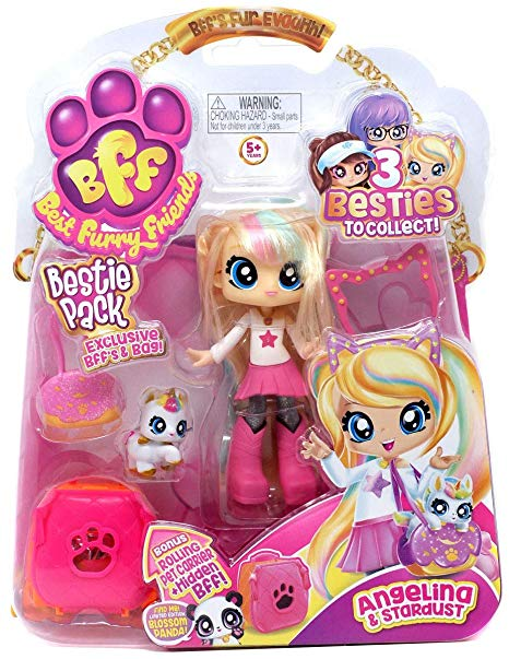Best Furry Friends doll