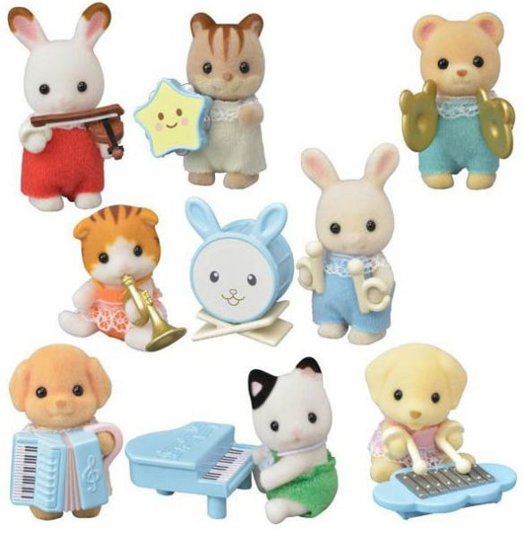 Blind Bags - Baby Band Series