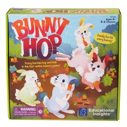 Bunny Hop Preschool Easter Game