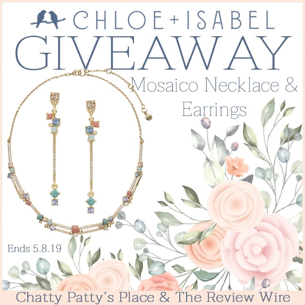 The Review Wire: Chloe & Isabel Jewelry Giveaway. Ends 5.8.19