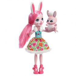 Enchantimals Bree Bunny & Twist Doll