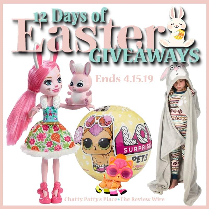The Review Wire: Fun.com Easter Giveaway. Ends 4.15.19