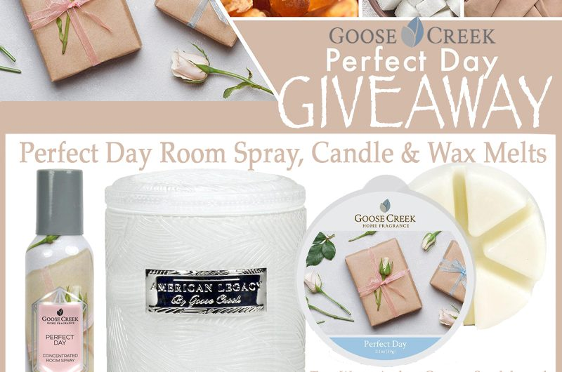 The Review Wire: Goose Creek Perfect Day Giveaway. Ends 5.15.19