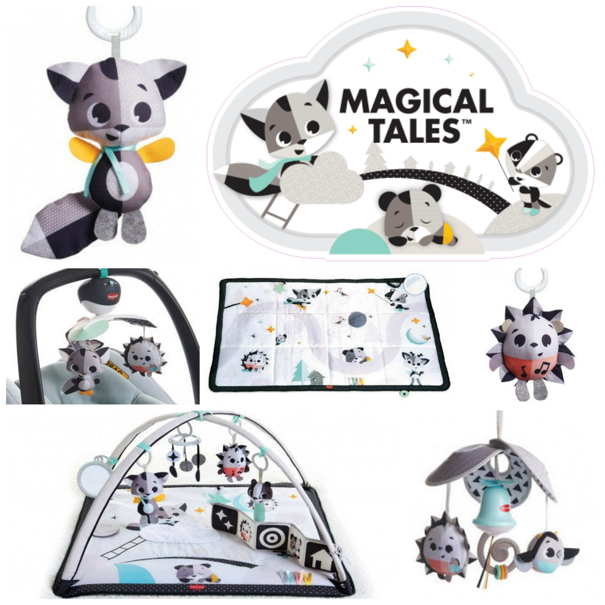 Magical Tales Collection from Tiny Love