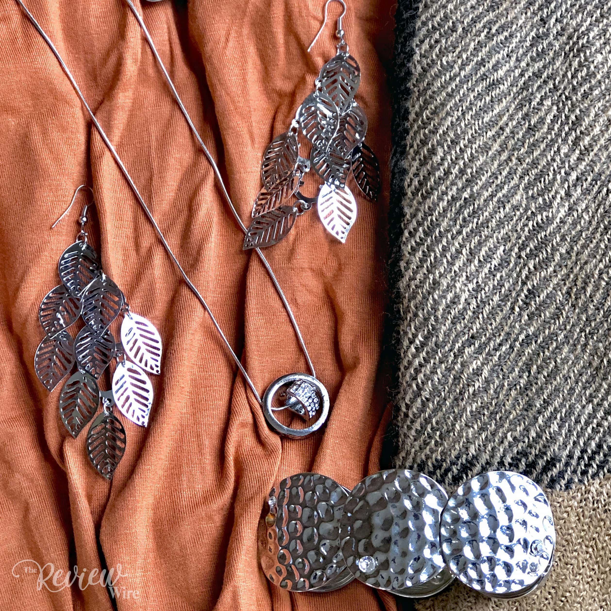 The Review Wire: Nadine West January 2019 Jewelry