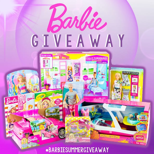 The Review Wire: Barbie Giveaway. Ends 6/18/19