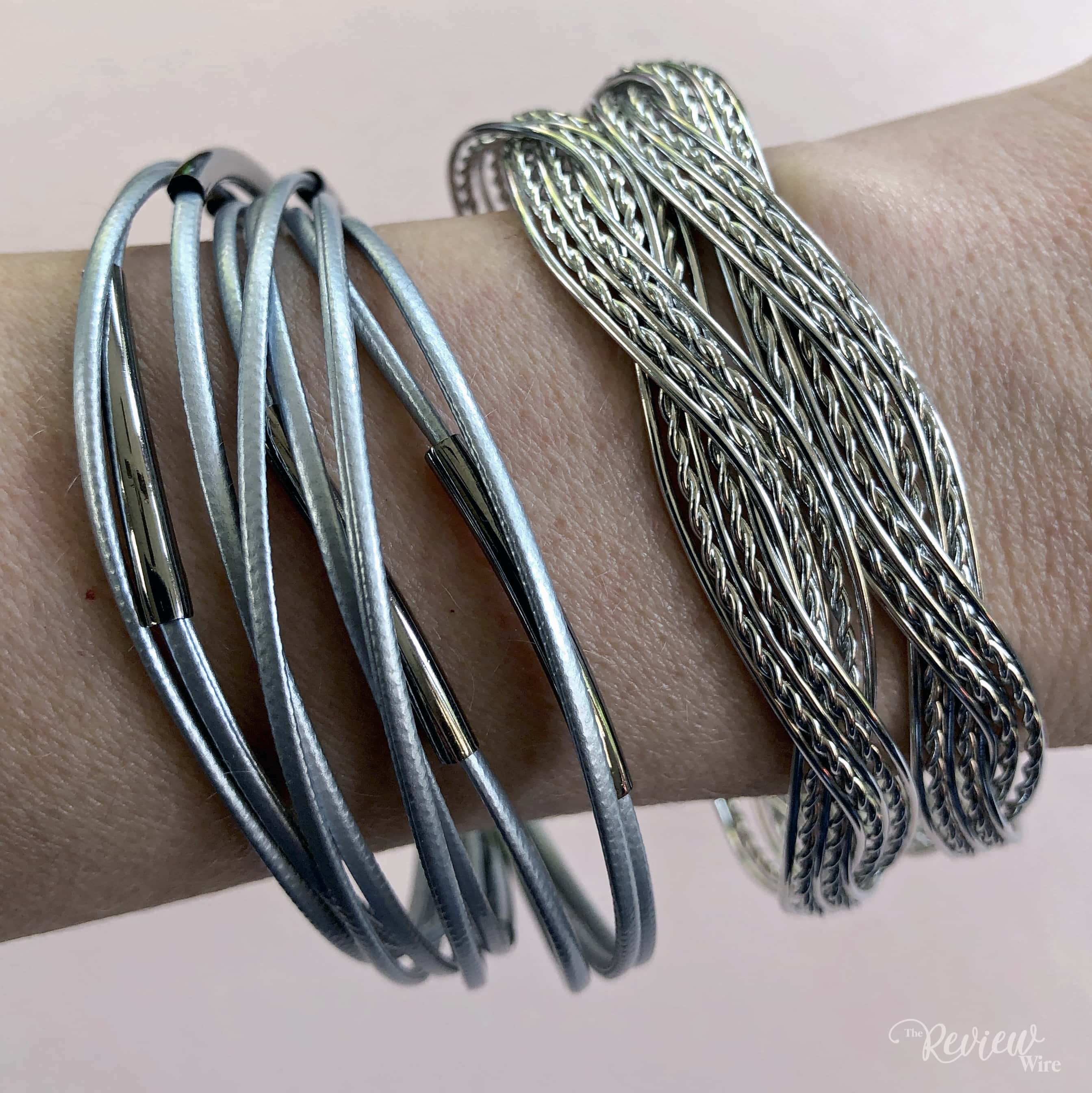 The Review Wire: Bracelets from Nadine West