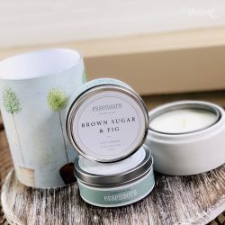 The Review Wire: ESSENSORY Candle Kit- Topiary Stonewash