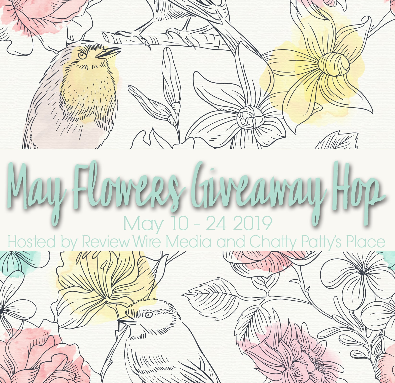 The Review Wire: May Flowers Hop. Ends 5.24.19