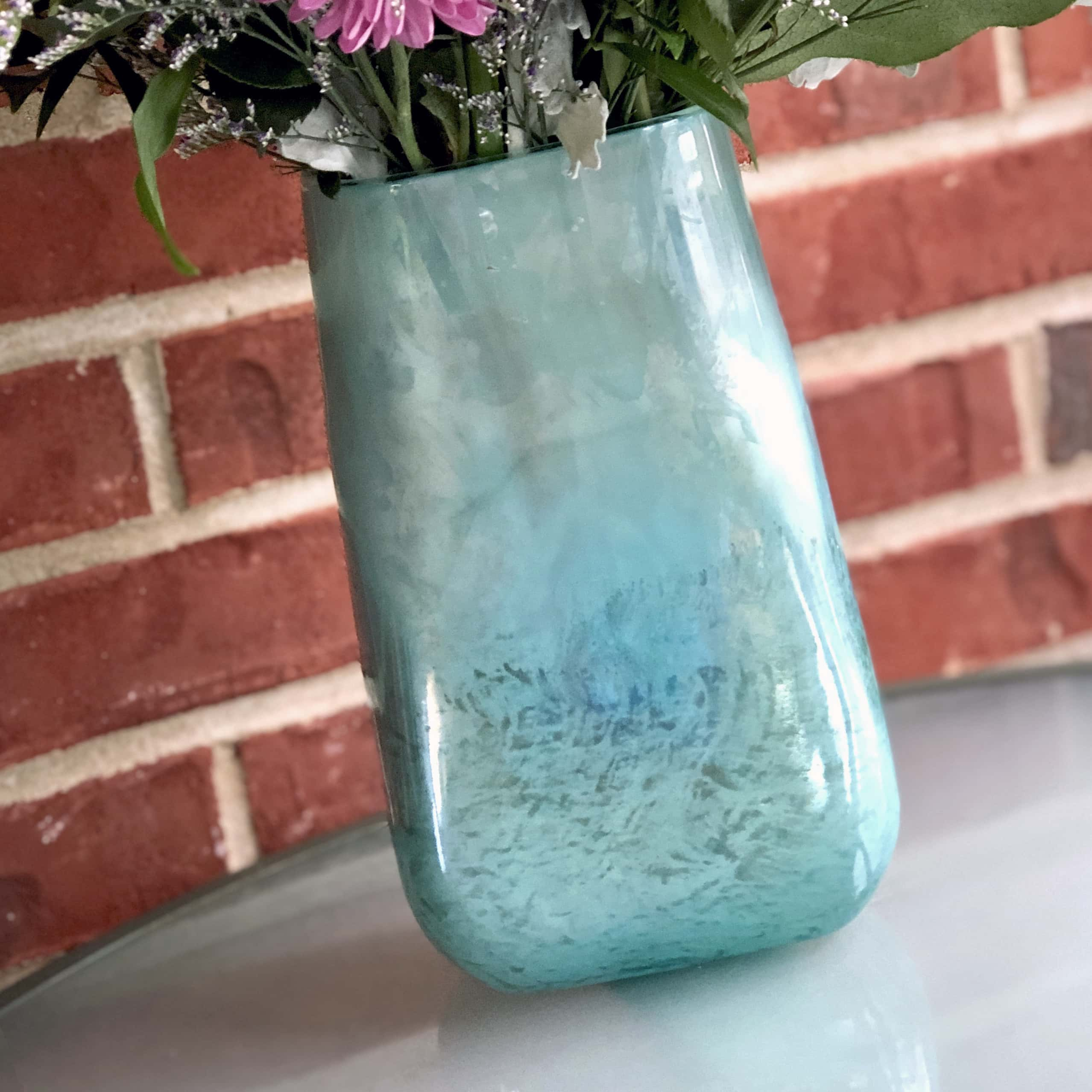 The Review Wire: Teleflora's Art Glass Treasure Bouquet - Vase