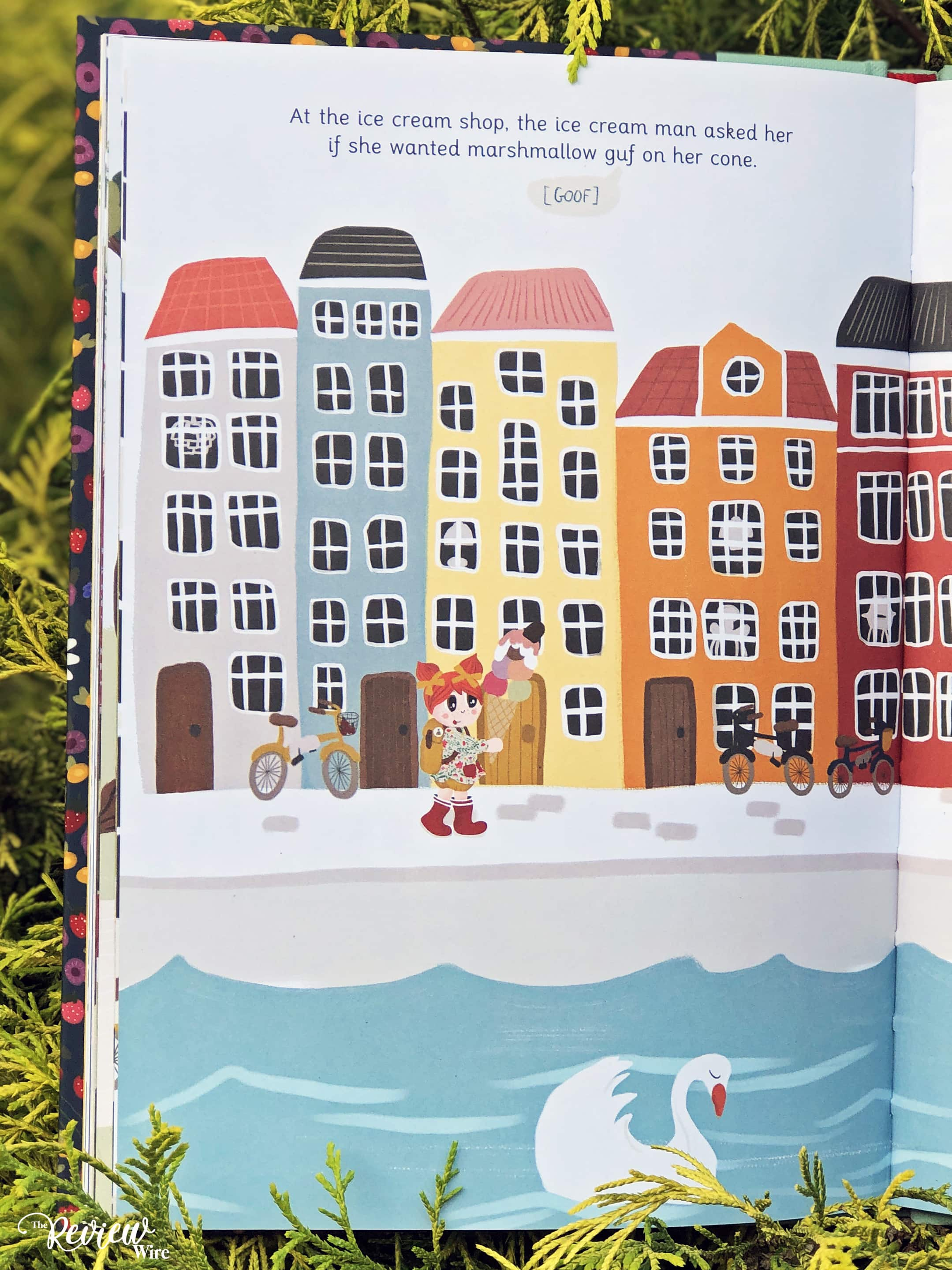 The Review Wire: The Adventures of Lily Huckleberry in Scandinavia - Pg 36