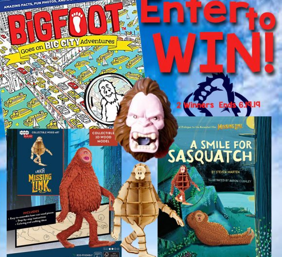 The Review Wire: Bigfoot Prize Pack Giveaway. Ends 6.19.19