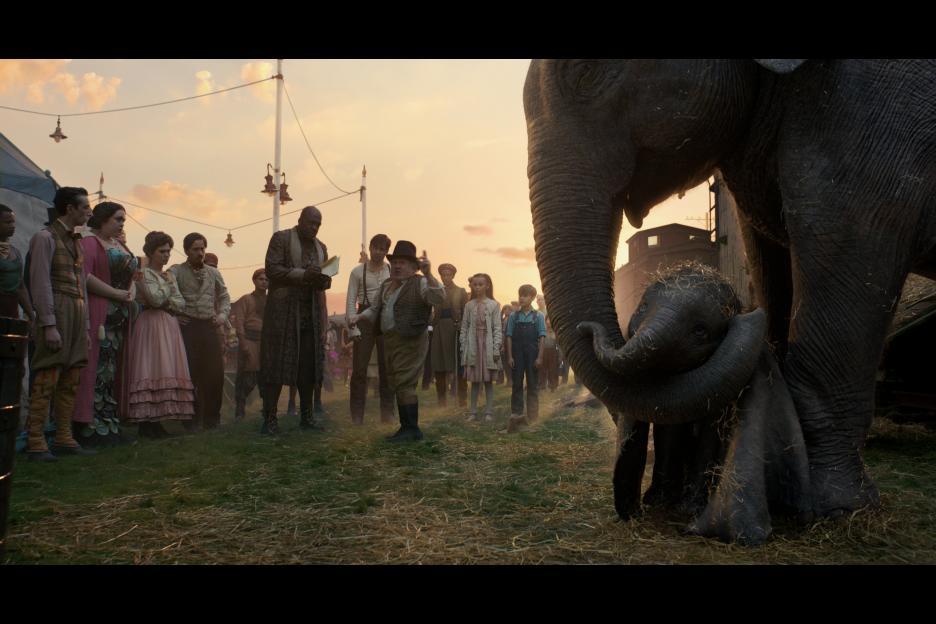 Dumbo Movie Still