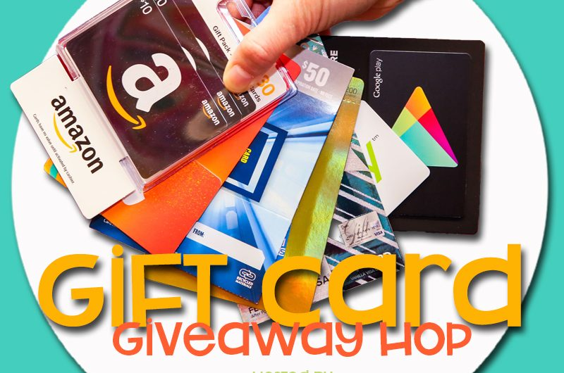 The Review Wire: Gift Card Giveaway Hop. Ends 6.17.19
