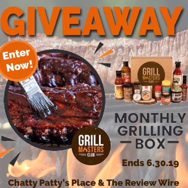 The Review Wire: Grill Masters Giveaway. Ends 6/30/19